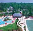 Hampton Park Pool Aerial View